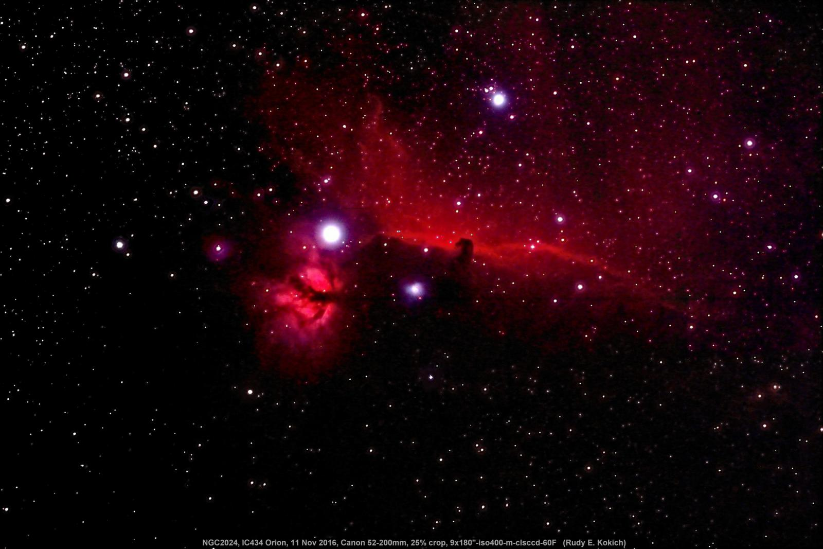 True Color of Emission Nebulae - Beginning and ...