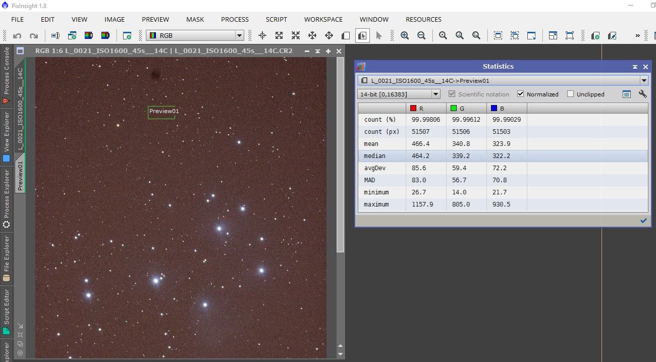 Calculating Sky Background Flux - Beginning and Intermediate