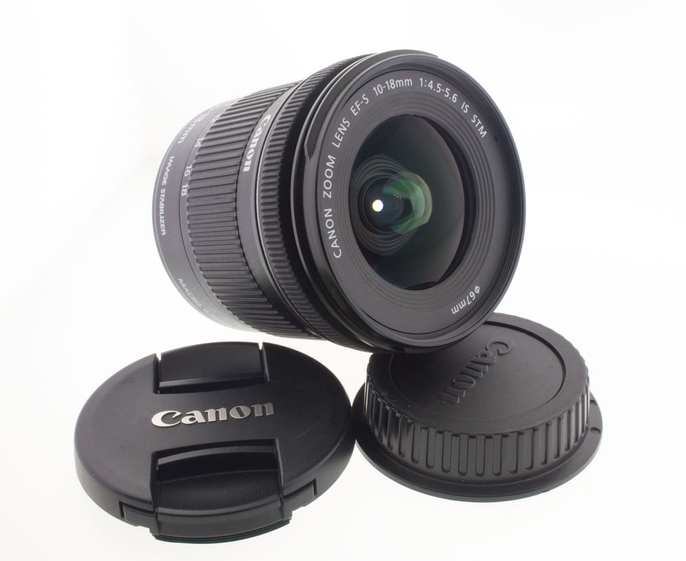 Canon 10 18mm Ultra Wide Angle Zoom Lens Cn Classifieds