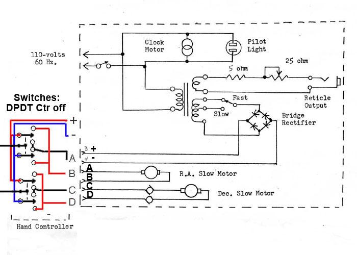 Looking for a C-11 clockdriver corrector AC/DC (orange box