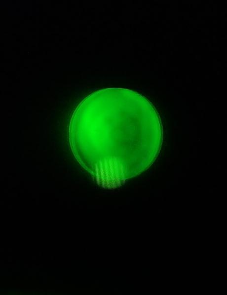 8 inch Istar, Green, At Focus, full aperture.jpg