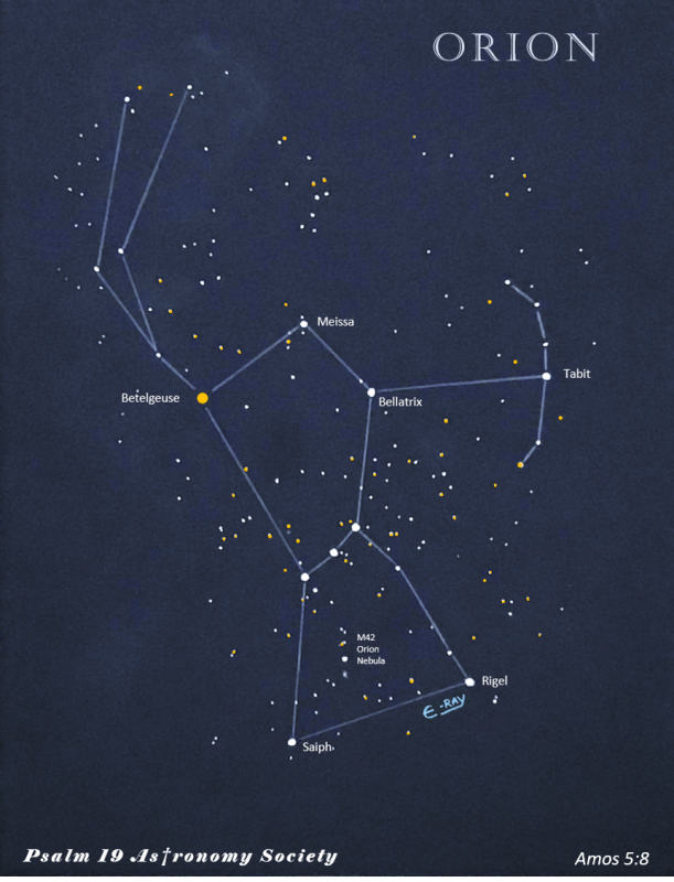 Orion Constellation Original BGeuse January 2021 with names and verse tiny 2.png