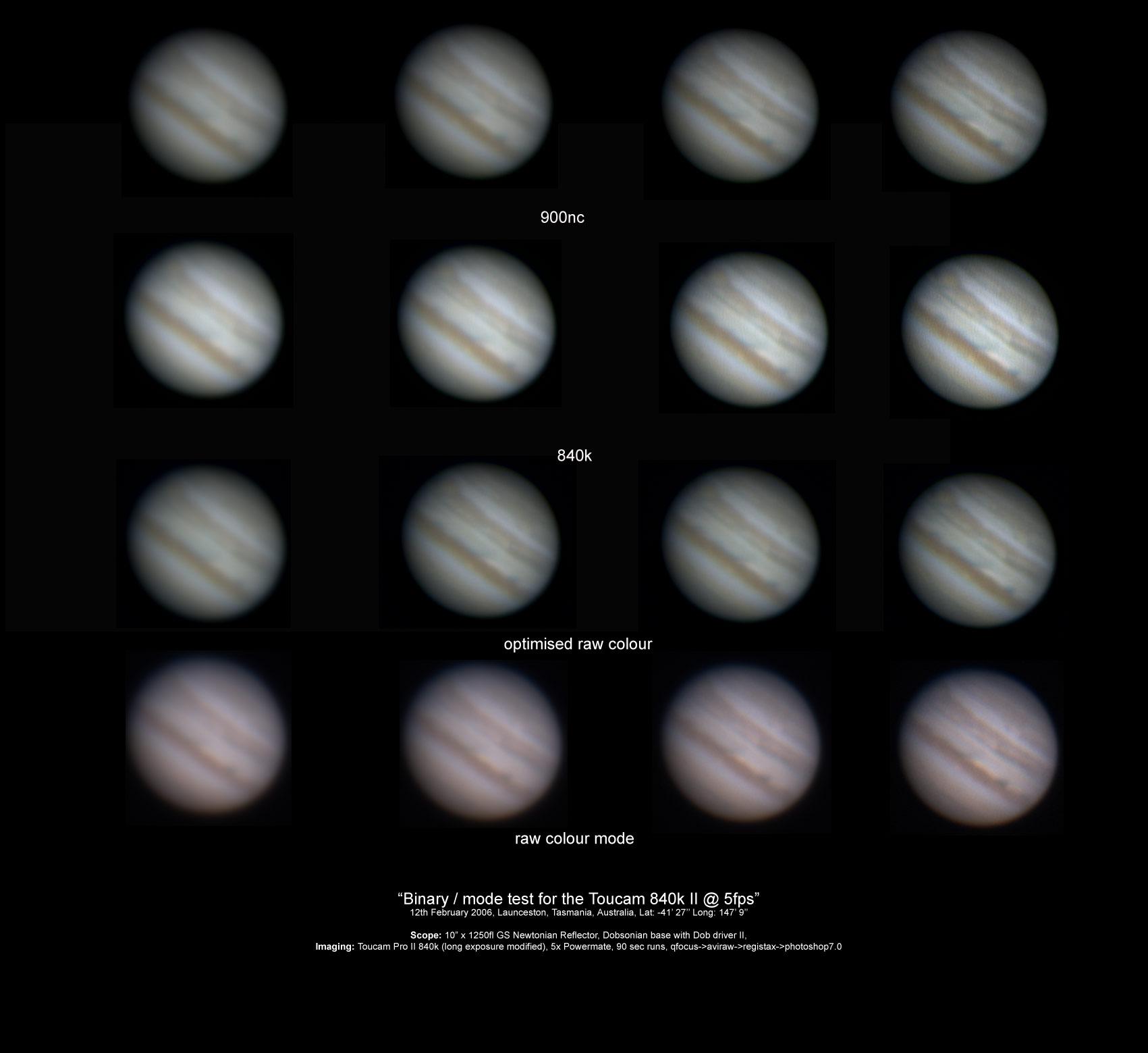 Jupiter 12th Feb From Tassie