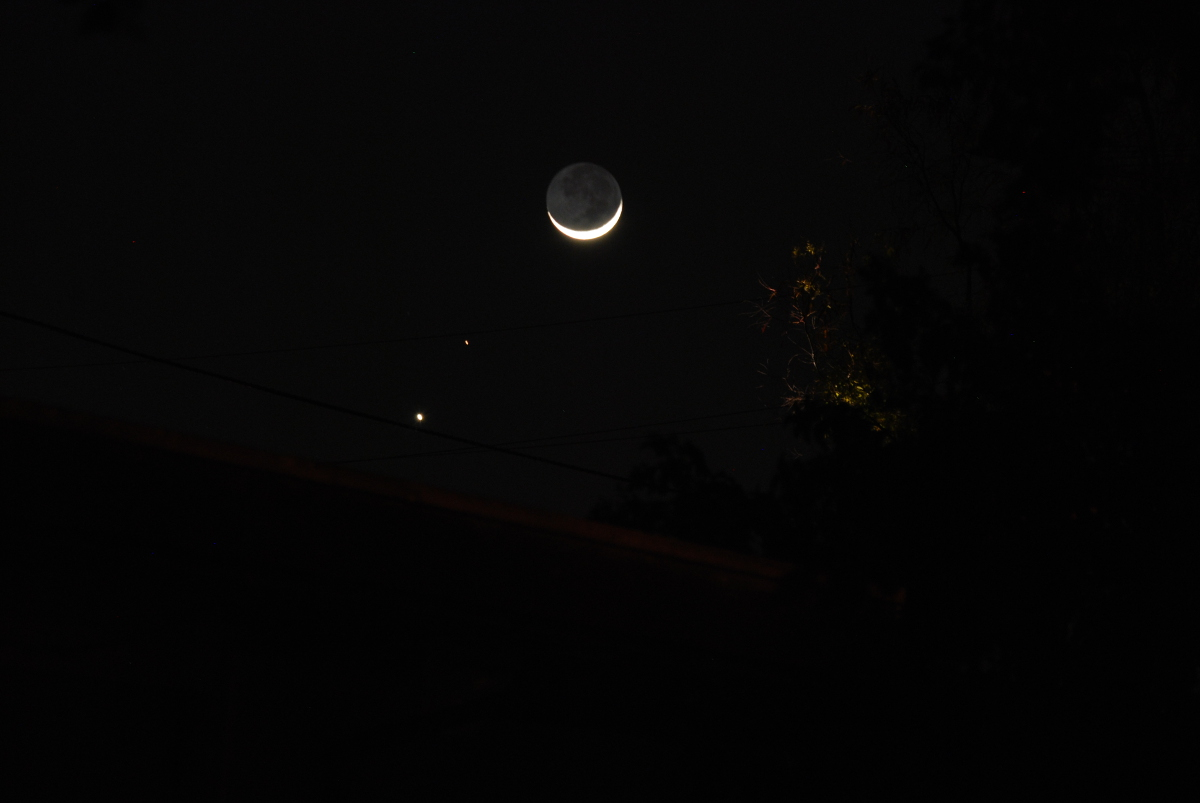 mars venus moon conjunction photos - photo #35