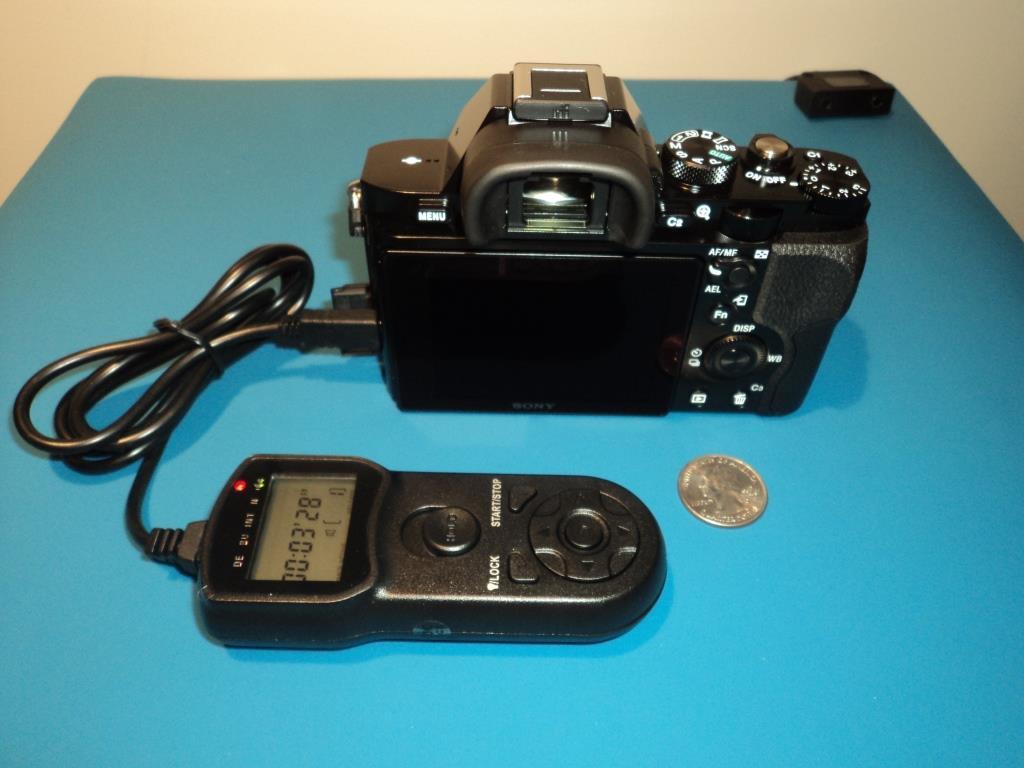 Sony a7II Settings for Astrophotography - DSLR & Digital
