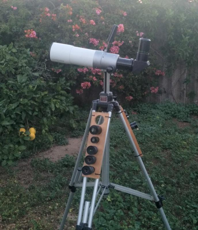 AT-72 on Bogen with eyepieces CN.jpg