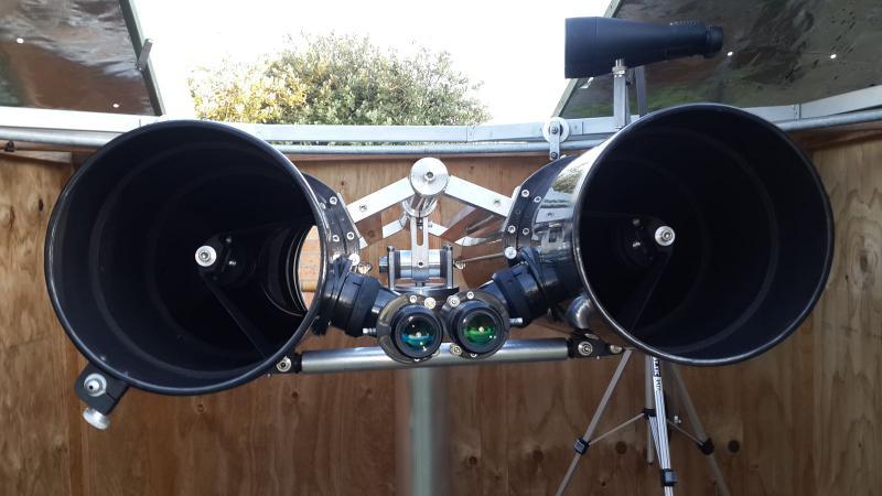 Teleskop stativ selber bauen dobson teleskope welches teleskop