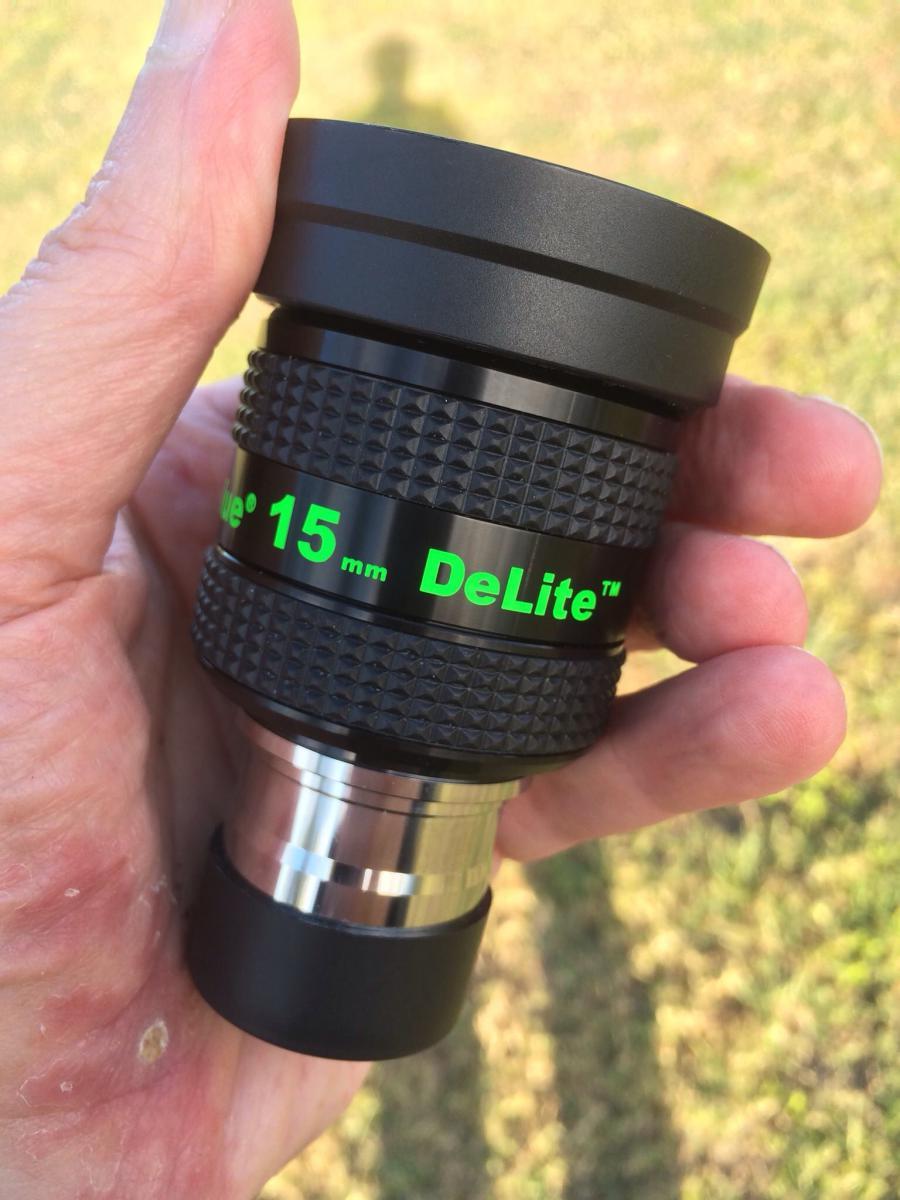 Tele Vue DeLite 18.2mm 1.25 Eyepiece