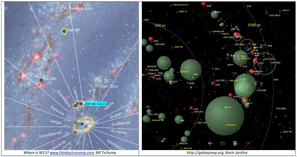Lambda Orionis Ring Sh