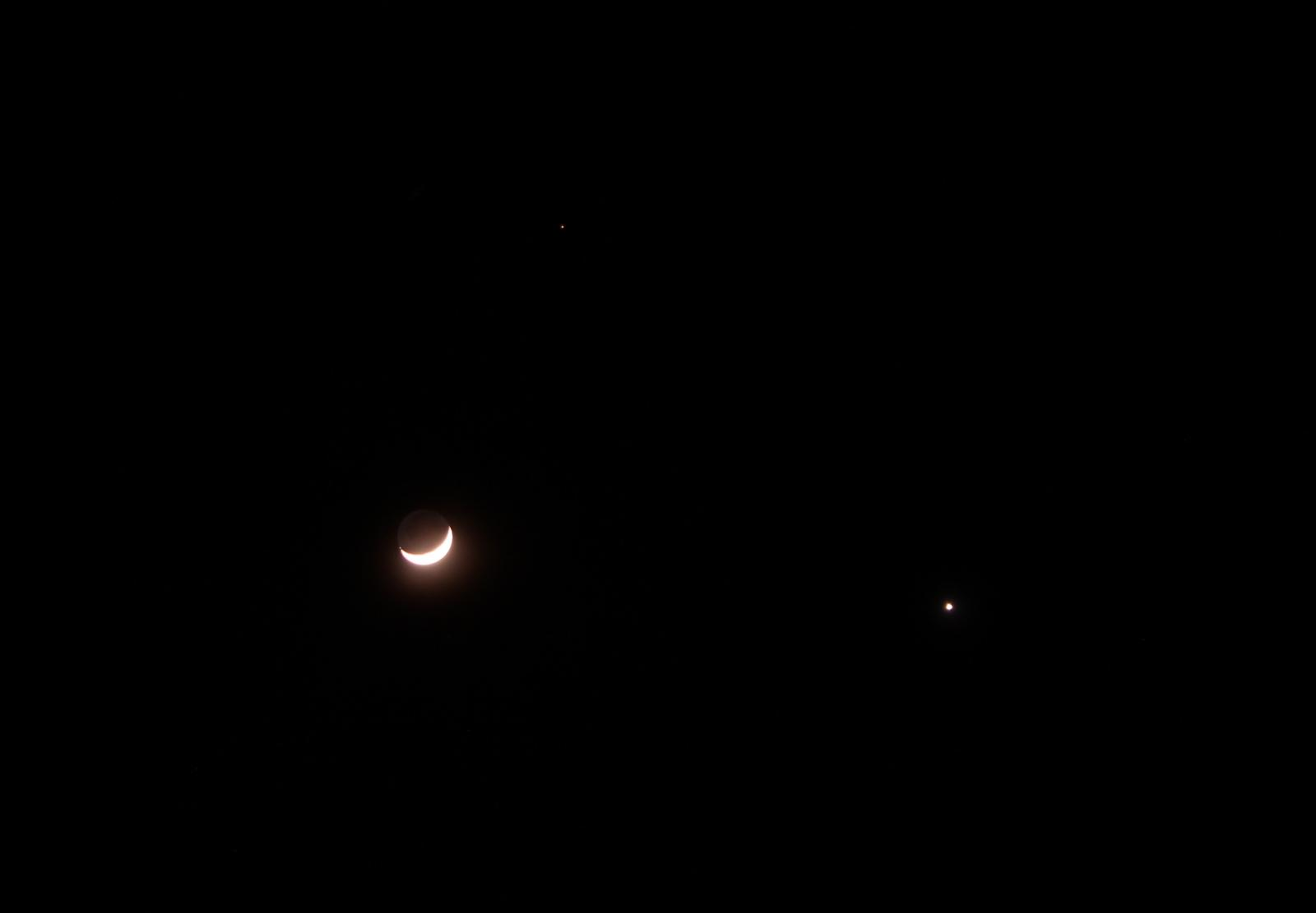 moon mars conjunction what time - photo #44
