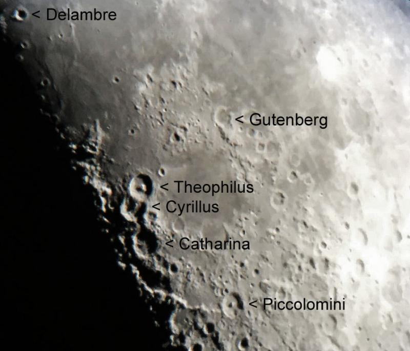 Moon September 4 IMG_0750 Processed CN3 Craters Named.jpg