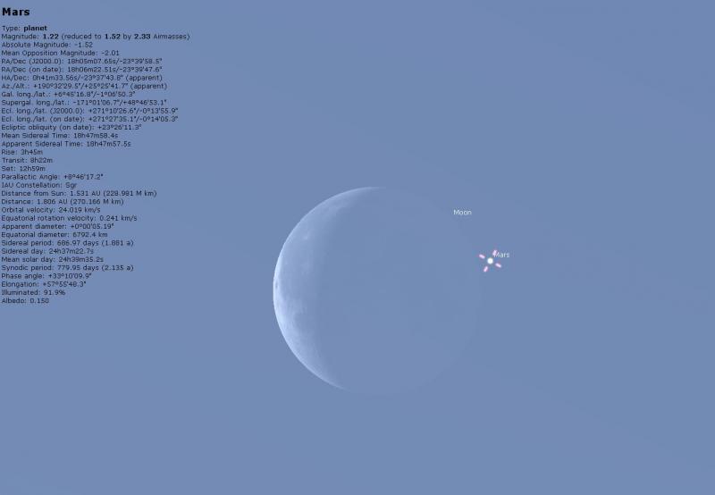 Mars Occultation February 18 Post Stellarium.JPG