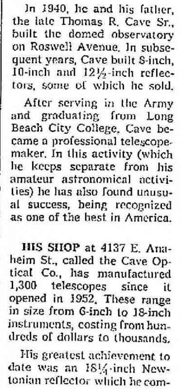4459278-CAVE NEWSPAPER ARTICLE - 1960.jpg