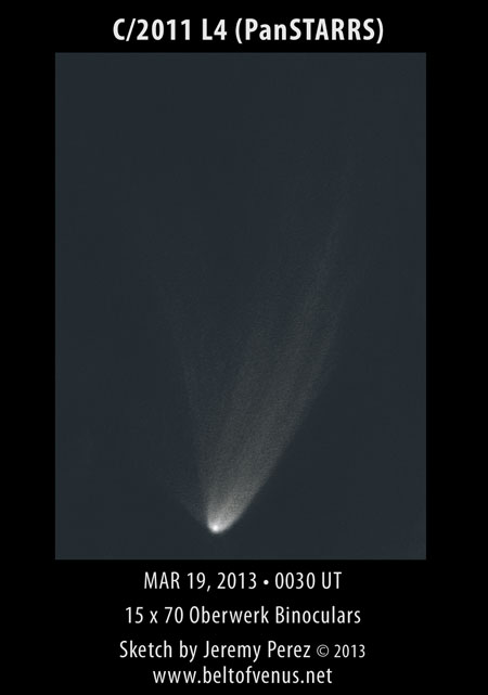 inside the solar system comet c 2011 Comet c/2011 w3 (lovejoy) approaches the sun  due to the comet's small  solar elongation angle and close proximity to the sun in the sky.