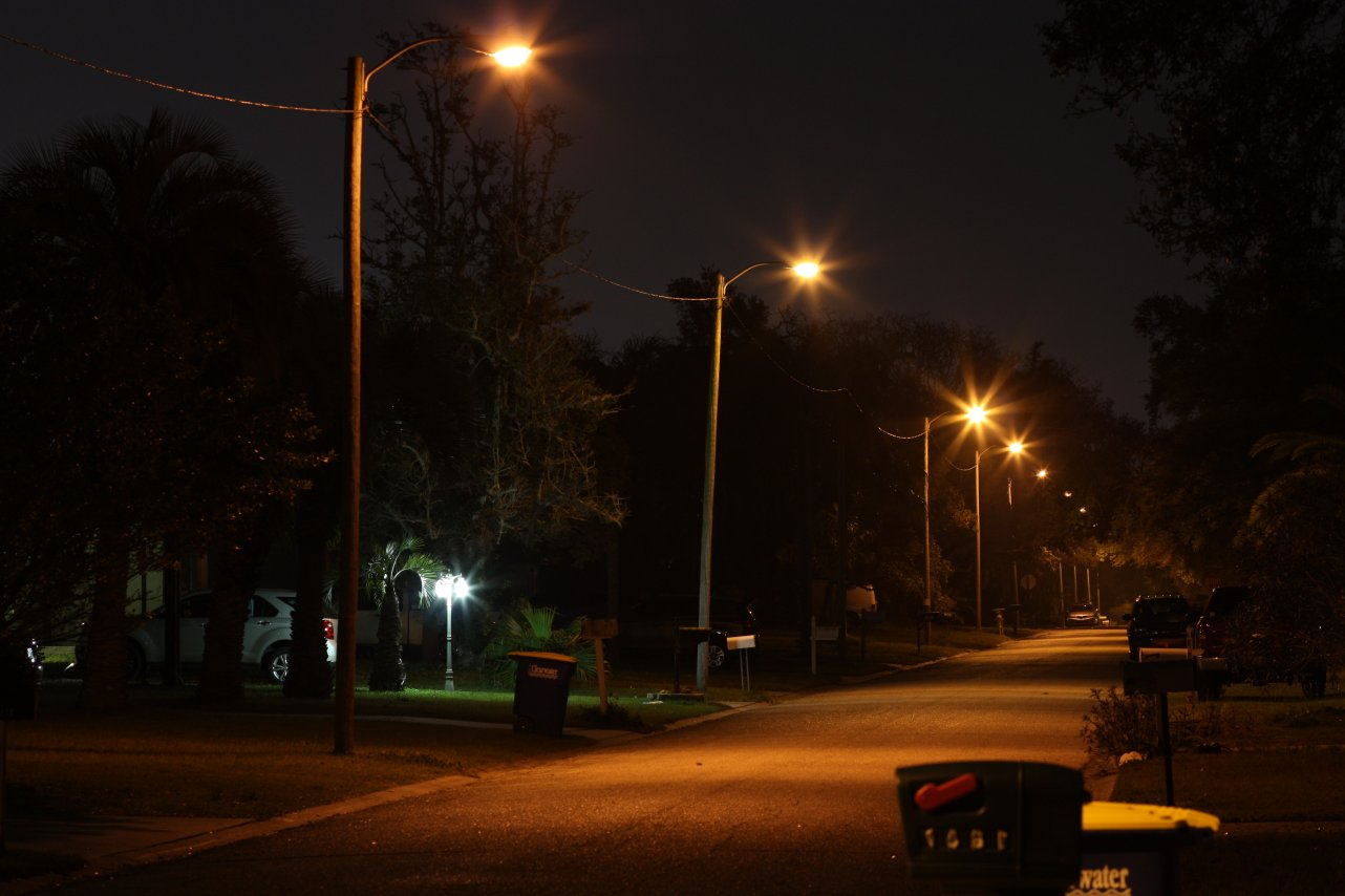 City changing to LED street lights - Light Pollution - Cloudy Nights for led street light at night  117dqh