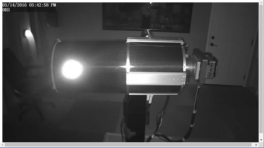 Webcam inside obs - CCD/CMOS Astro Camera Imaging & Processing
