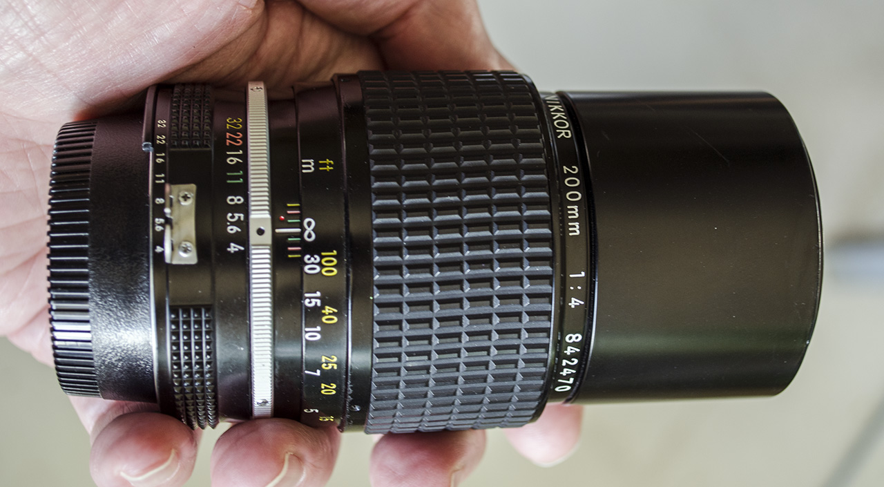 Anyone Using Nikkor 200mm f/4 AI or AI-s Lens? - Beginning and