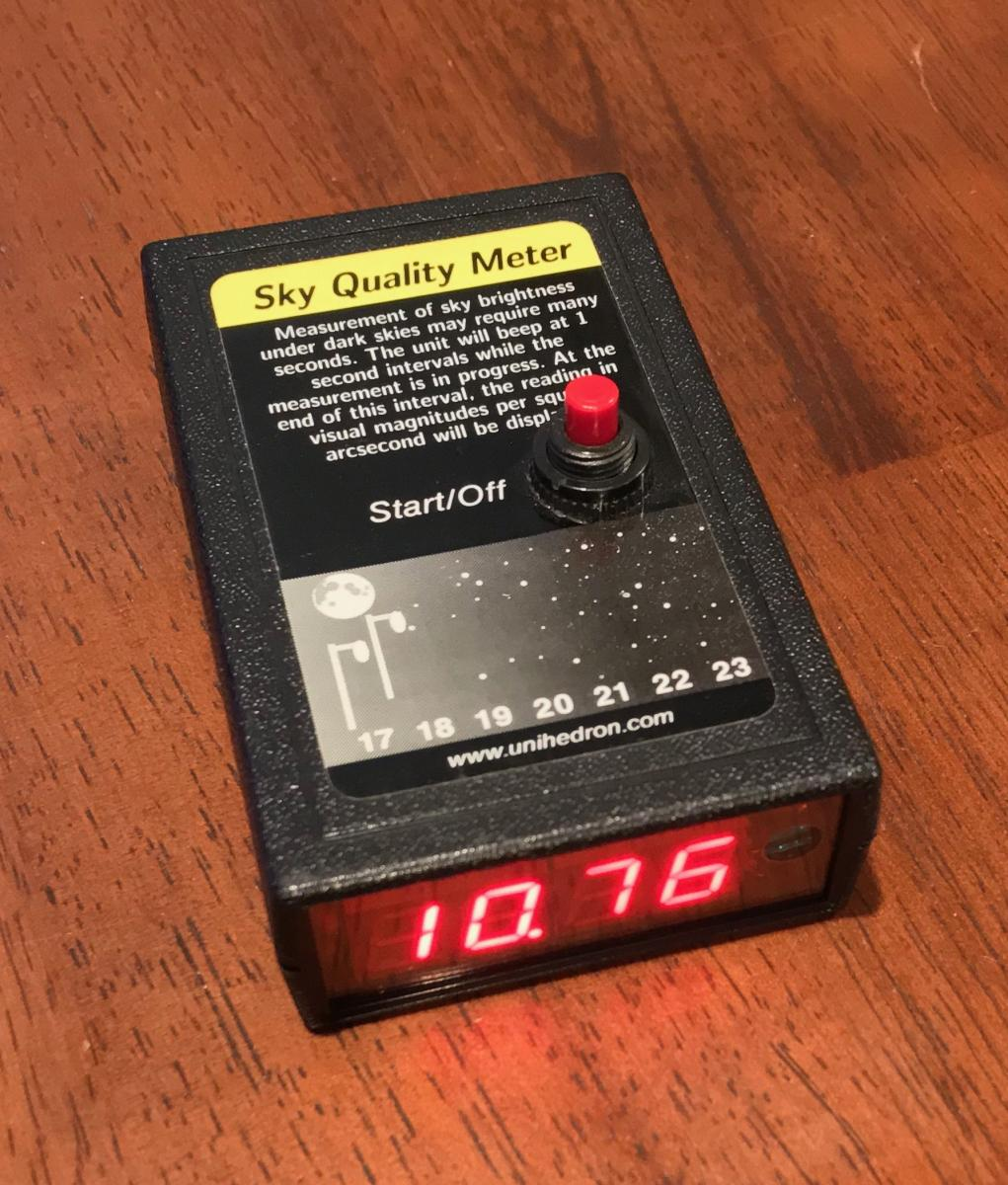 Sky Quality Meter - Wide Field Version - CN Classifieds