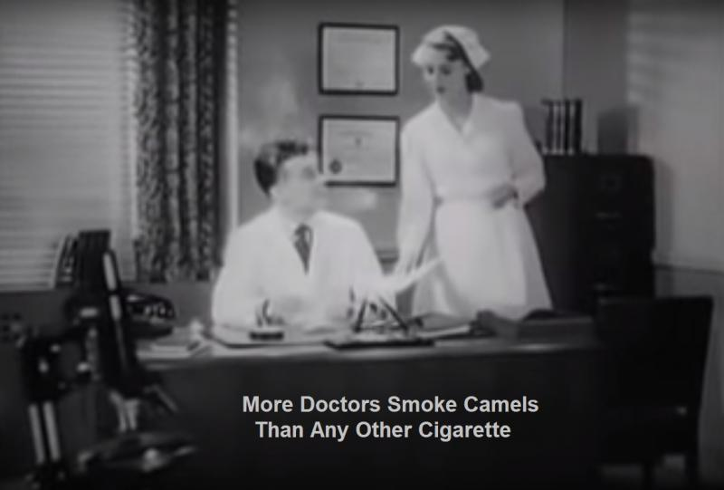 35 Camels Cigarette Commercial Doctors Smoke.jpg