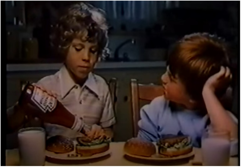 29 Heinz Catsup Anticipation Commercial.jpg