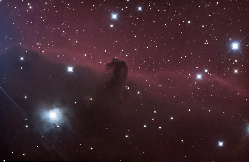 5161268-IC434 - Horsehead Nebula 13x10 Min ISO 800 - 19 Darks - 53 Flats -19C - AT8RC Lowres.jpg