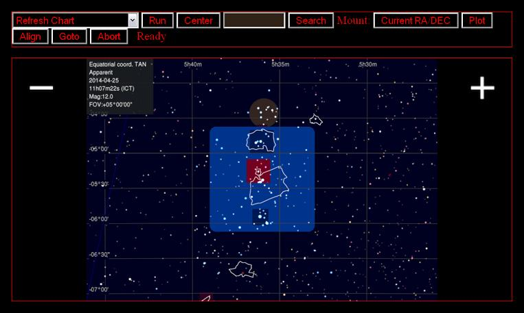 iAstroHub: Tablet astrophotography comes true! - Astronomy Software