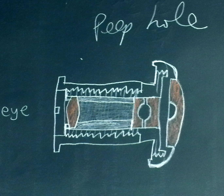 april172015 001.jpg & door peephole diagram - ATM Optics and DIY Forum - Cloudy Nights