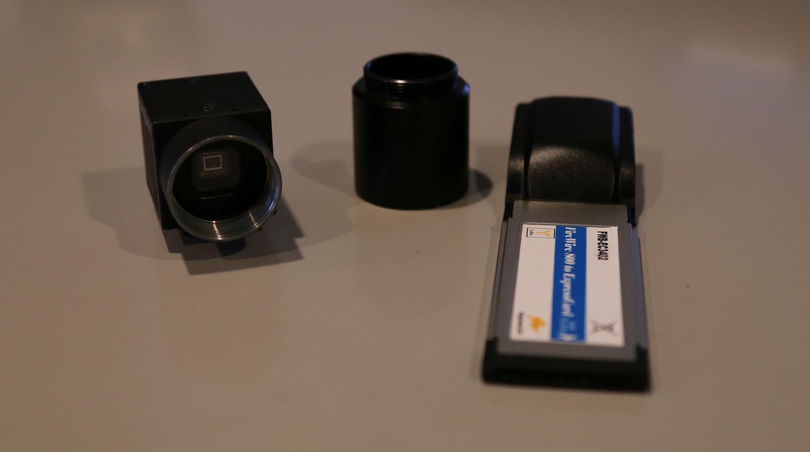 FLIR (Pointgrey) Flea3 0 3 MP Mono FireWire 1394b (Sony ICX618) - CN