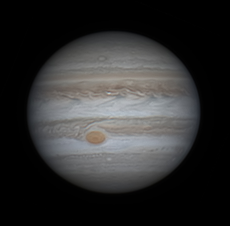 rotation of jupiter - 456×448