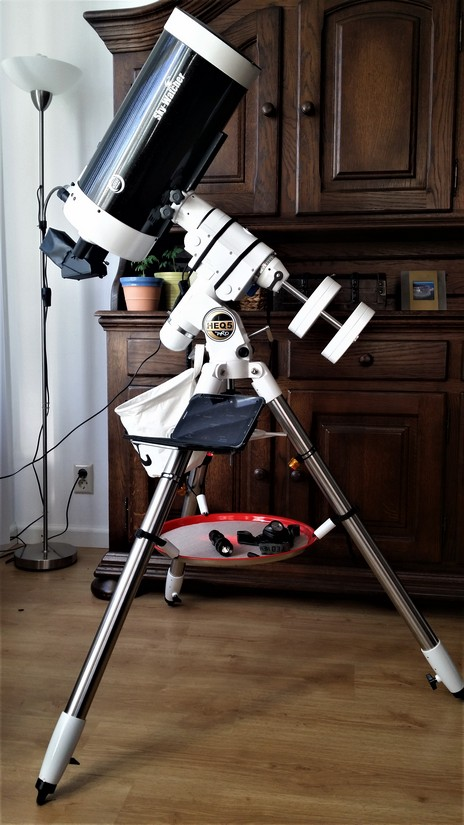 Quot Non Astronomy Quot Equipment Adapted For Astronomy Page 32