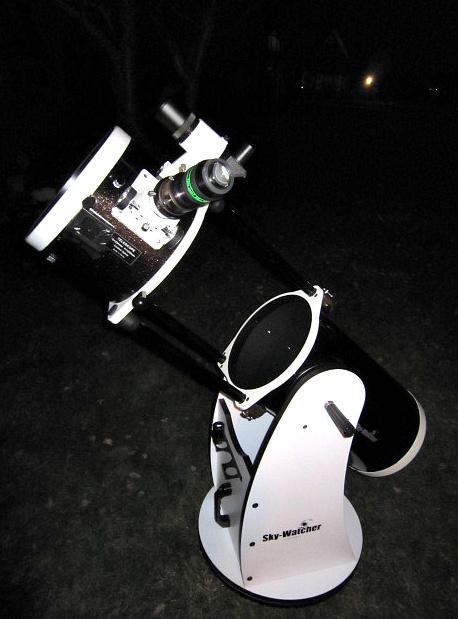 10-inch Sky-Watcher Collapsible Dob First Light.JPG