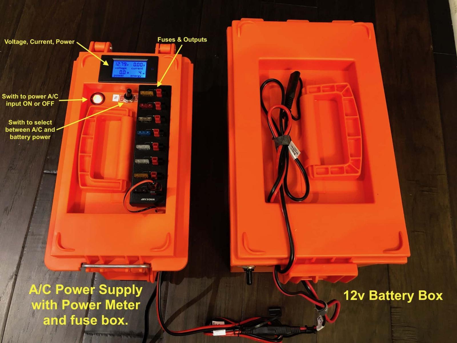 DIY Telescope Power Supply - ATM