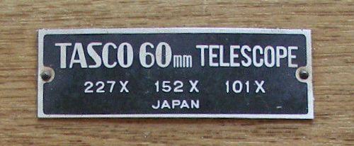 Tasco 227 Power Wooden Box Name Plate.jpg