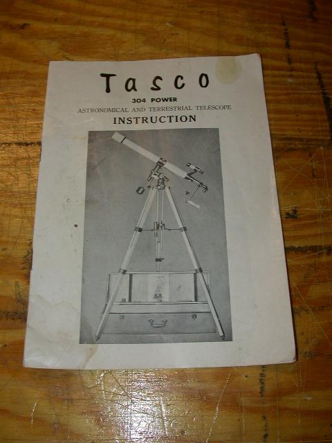 Tasco 304 Power Instruction_Cover_May 1959.JPG