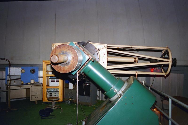 7. The 20 inch Classical Cassegrain on the 40 inch Perkin Elmer mount..jpg