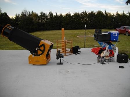 dark site setup with Hava 4-2-19, sm.JPG