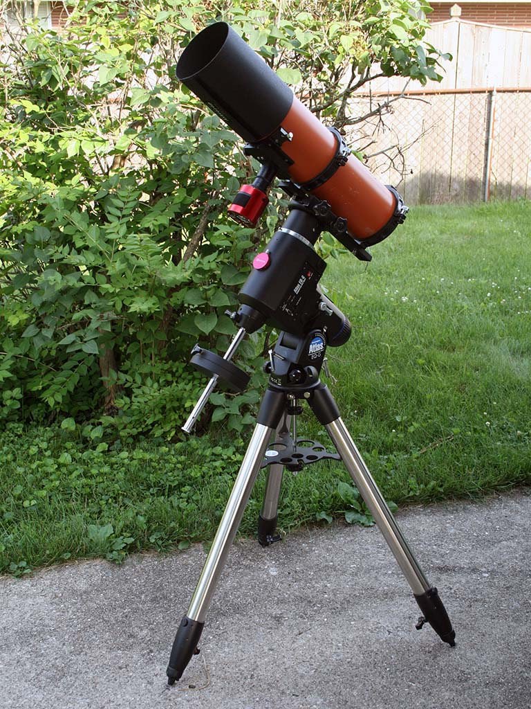 Comet Catcher for Astrophotography - Tips anyone ? - Beginning and