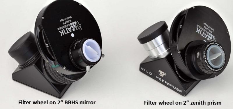 Two filter wheels mounted.jpg