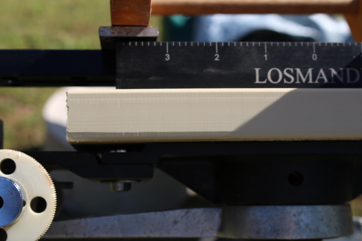ADM dovetail and Losmandy saddle adapted to old Meade GEM detail 4-21-2021.JPG
