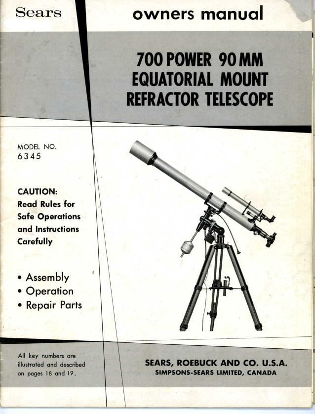rare sears 90mm from 1970-72 - page 2