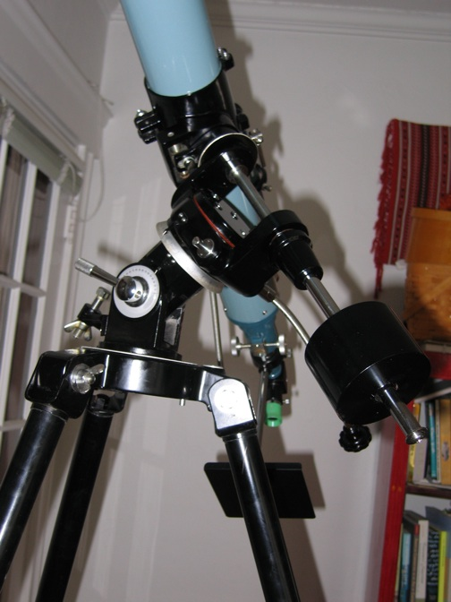 vintage sears tower or discoverer telescopes