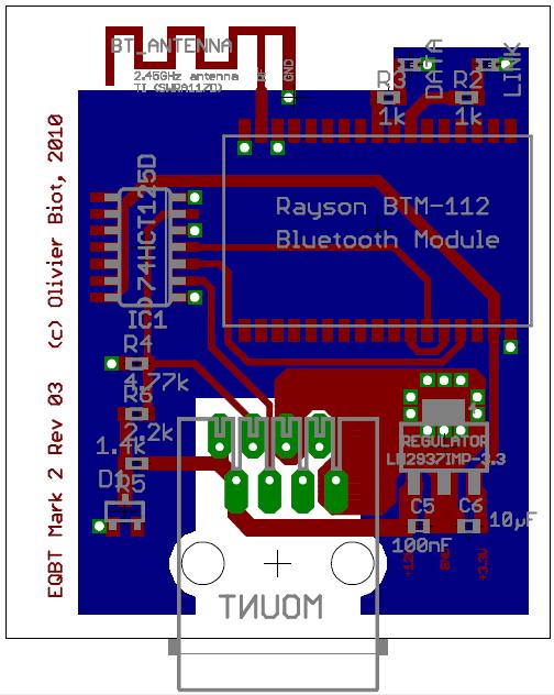 Bluetooth smd module rayson btm-182 wrl-09913 sparkfun.