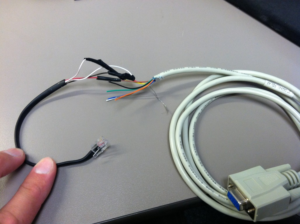 rj22 connector wiring question on cable making for pc connection ty celestron  question on cable making for pc