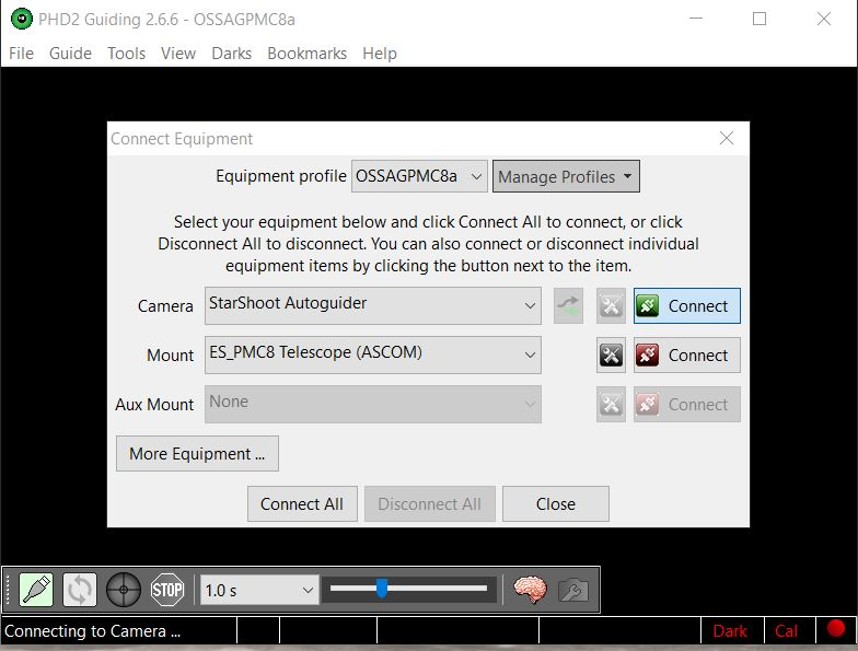 Orion StarShoot Autoguider and Error 31 - Astronomy Software