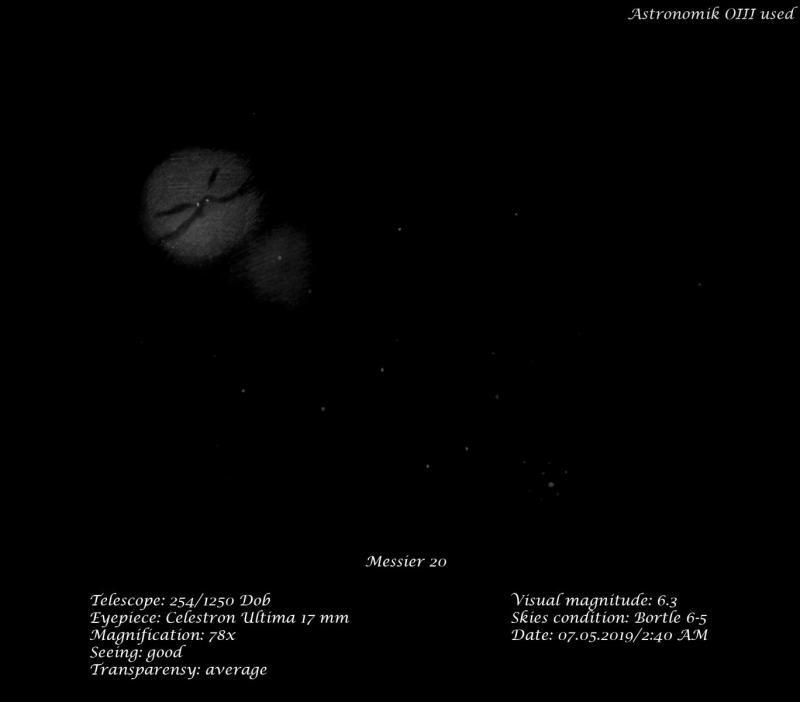 Messier 20 aka The Trifid nebula.jpg