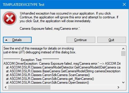 ASCOM.DSLR.Test error window.jpg