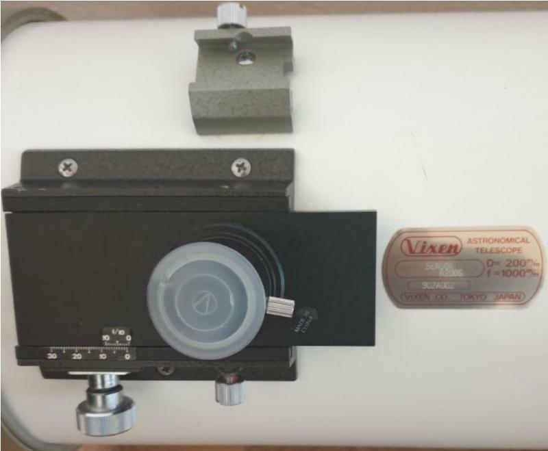 Vixen Sensor R-200S 200 1000 reflector - 3.jpg