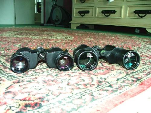 Komz Russian Binoculars