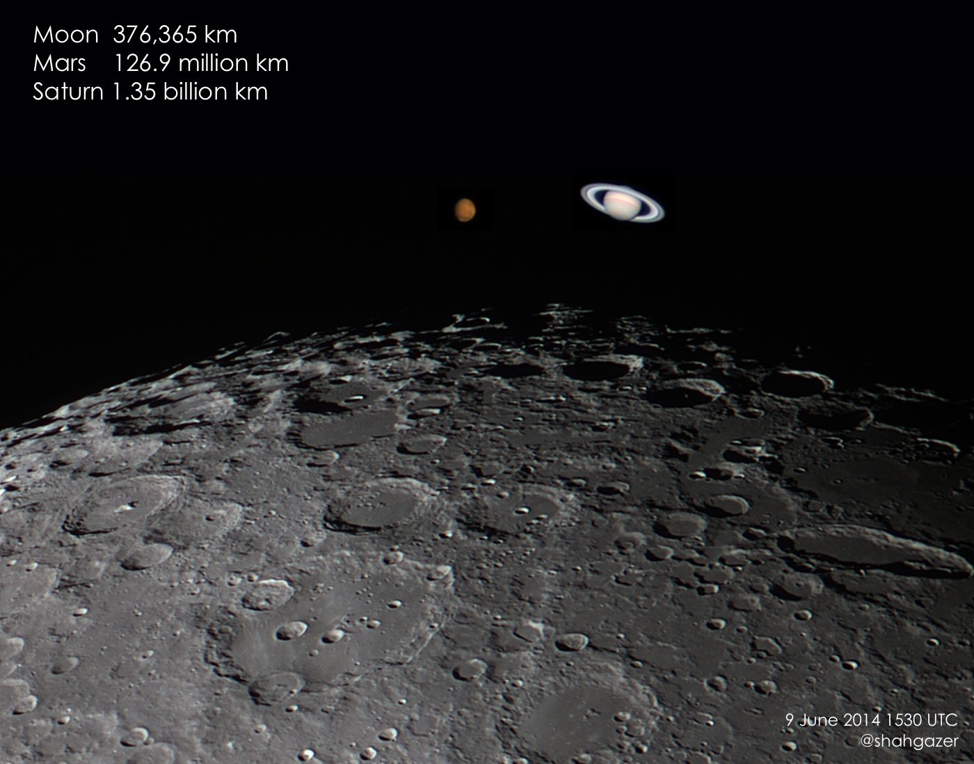 mars compared to the moon - HD 1400×1098