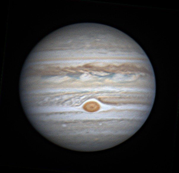 Seeing Solar System Imaging Good Jupiter Between Processing Melbourne Cloudy Clouds June 2018 Fluffy From - amp; Australia Nights 26